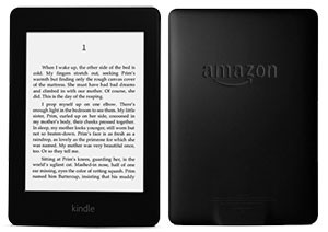 Amazon New Kindle Paperwhite