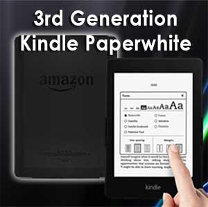 3rd Generation New Kindle Paperwhite with 330ppi display Singapore