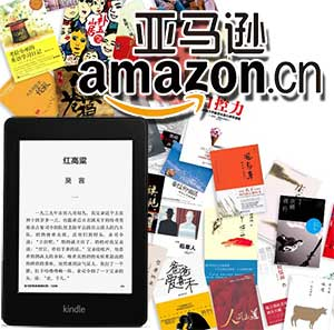 chinese kindle books