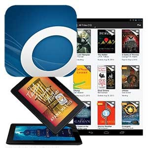 Borrow eBook from Singapore National Library with Kindle Fire HDX