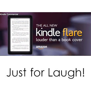 Amazon New Tablet Called Kindle Flare?
