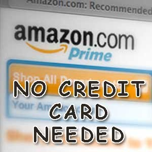 Amazon Prime Membership without US Credit Card Details Needed